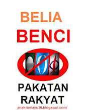 BELIA BENCI PAKATAN RAKYAT!