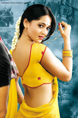 anushka shetty sexy wallpapers