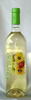 プリムール フレンチ・ヌーヴォー ヴァン・ド・ペイ・デュ・ガール ブラン 2007 ボトル ラベル