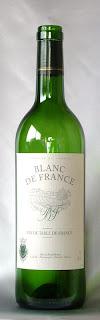 ブラン・ド・フランス 白 ボトル ラベル