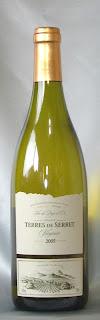 テレ・ド・セレ ヴァン・ド・ペイ・ドック ヴィオニエ 2005 ボトル ラベル