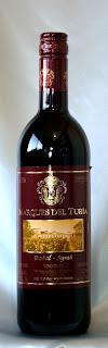 ガンディア・マルケス・デ・トゥーリア(赤)2006 ボトル ラベル