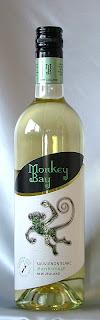 モンキーベイ ソーヴィニヨン・ブラン 2006 ボトル ラベル