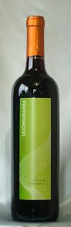 ペッパーウッド・グローヴ・オールドヴァイン・ジンファンデル 2005 ボトル ラベル