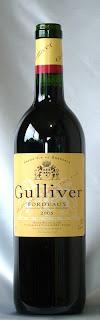 ギュリヴェール 2005 ボトル ラベル