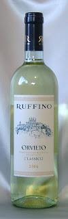 ルフィーノ オルヴィエート・クラッシコDOC 2006 ボトル ラベル
