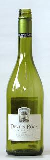 デビルズ ロック リースリング 2004 ボトル ラベル