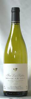 シュール・レ・サーブル ミュスカ セック 2007 ボトル ラベル