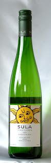 スラ・ヴィンヤーズ・シュナン・ブラン 2007 ボトル ラベル