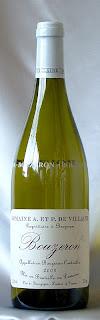 ブーズロン・アリゴテ ドメーヌ・ア・エ・ペー・ド・ヴィレーヌ 2003 ボトル ラベル