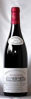 サン・ニコラ・ド・ブルグイユ レ・ペルーシュ 2001 ドメーヌ ド ラ コテルレ