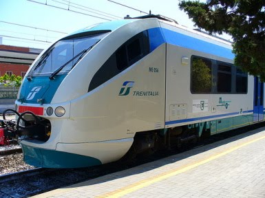 transportasi darat modern kereta api