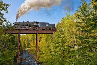 Kereta Api Lokomotif 6