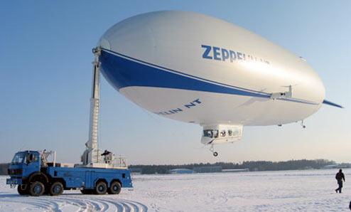 Gambar Pesawat Balon Zeppelin 02
