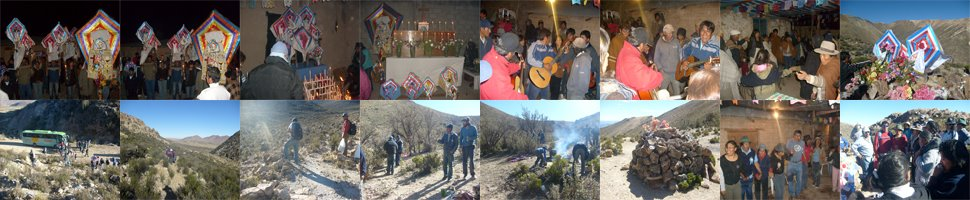 SOCOROMA - Norte de chile, aymara