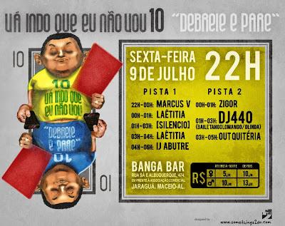 Vá Indo Que Eu Não Vou Banga Bar 09/07