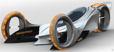 Future Car Cool Racing Cars