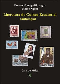 Donato Ndongo y Mbaré Ngom, Literatura de Guinea Ecuatorial (Antología), Casa de África