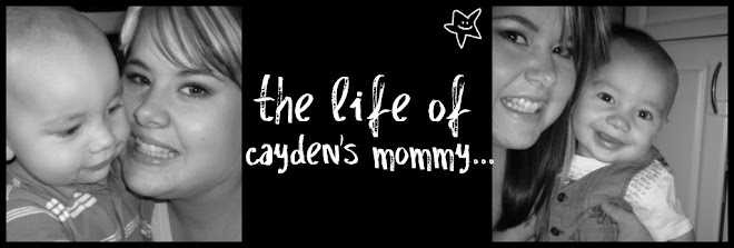 the life of cayden's mommy