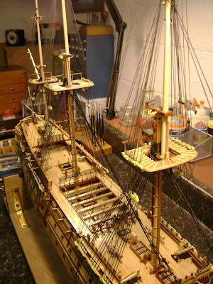 Construction Of The Hms Victory