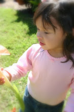 Pickin&#39; flowers...