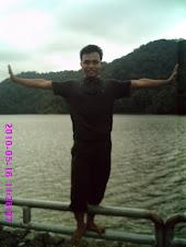 Pemandangan Danau Law Kawar