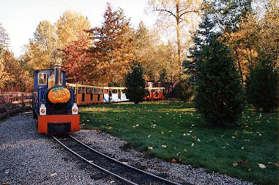 Bear Creek Park Train & Mini Golf