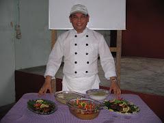Chef Najib Jufri