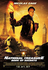 National Treasure: Book of Secrets, Poster