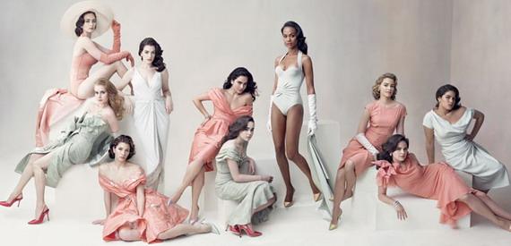 Fresh Faces, Vanity Fair Hollywood Issue 2008