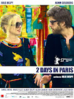 2 Days in Paris, Poster