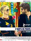 2 Days in Paris, Poster