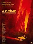 A Crime, Poster
