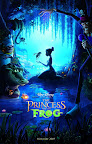 The Princess and the Frog, Poster