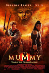 The Mummy, Tomb of the Dragon Emperor, Poster