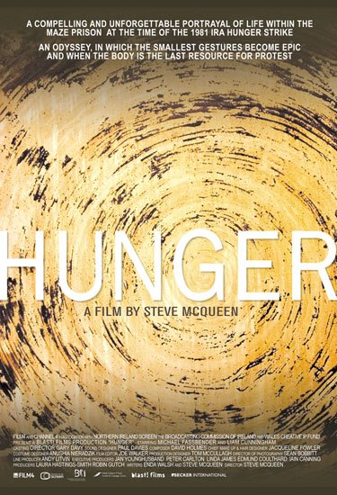 Hunger, Poster