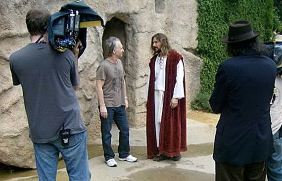 Bill Maher interviewing Jesus Christ, Religulous