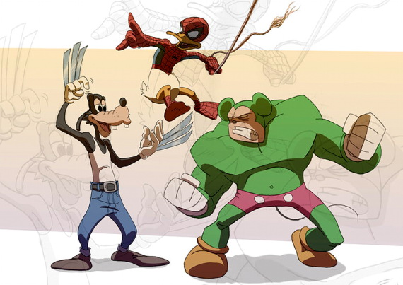 The new Marvel heroes