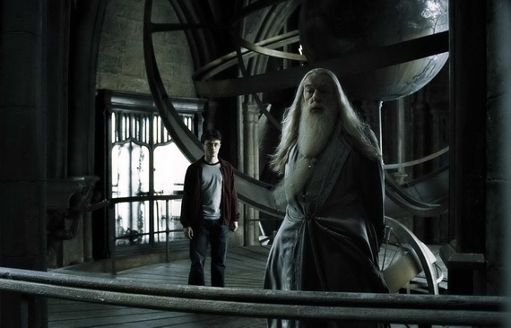 Harry Potter and the Half-Blood Prince, Photograph
