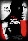 Law Abiding Citizen, Poster