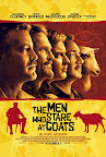 The Men Who Stare at Goats, Poster