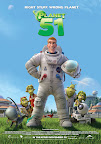 Planet 51, Poster
