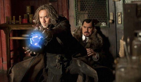 The Sorcerer's Apprentice, Photograph