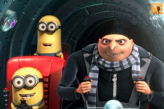 Despicable Me, Wallpaper