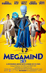 Megamind, Theatrical Poster
