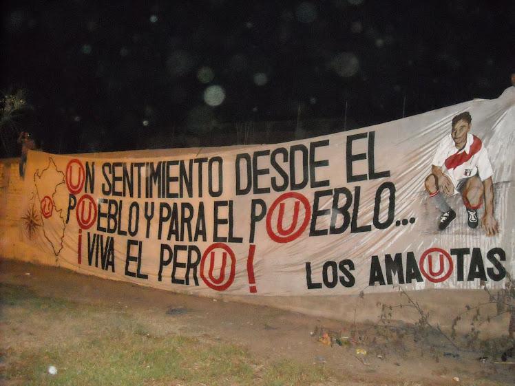 Bandera Oficial :''Los Ama(U)tas Cremas''