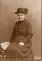 My great-great-granny, Kate Amelia Hallpike