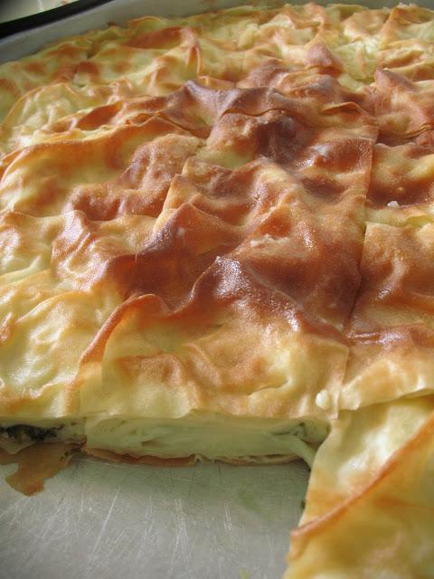 Su Böreği Türk Mutfaı Table+%252813%2529