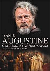 Filme Poster filme - Santo Augustine - O Declínio do Império Romano DVDRip RMVB Legendado - capas  - trailer - poster