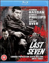 Filme The Last Seven BDRip RMVB Legendado